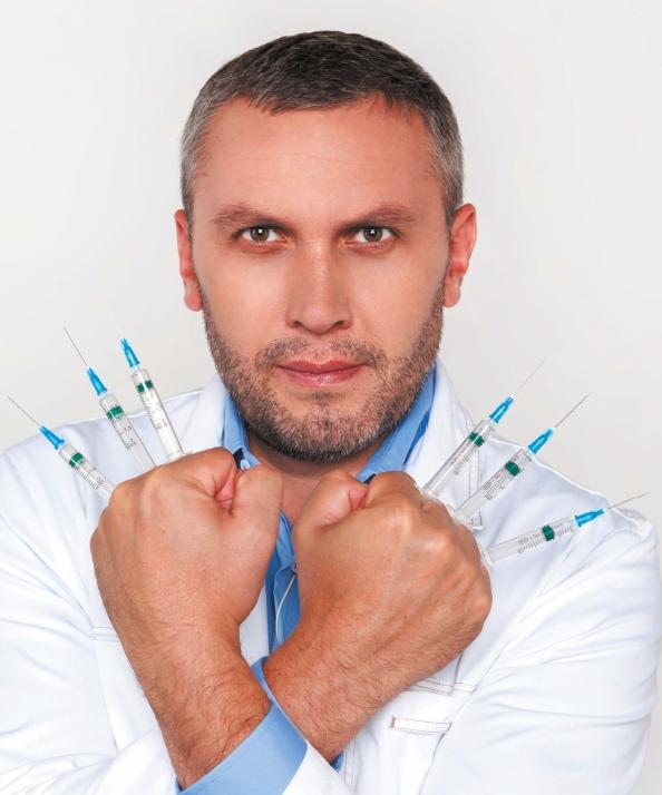 Саратовцев Дмитрий: «Всегда на высоте»