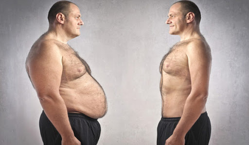 Если у мужчины большой живот – что поможет?